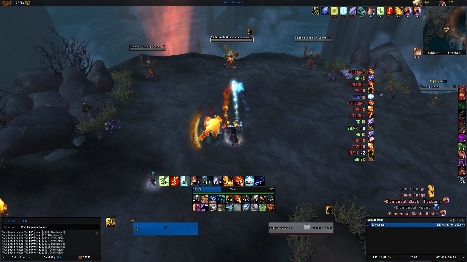Weakauras Patch Mage Ui